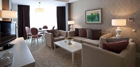 Gafgaz City Baku Hotel