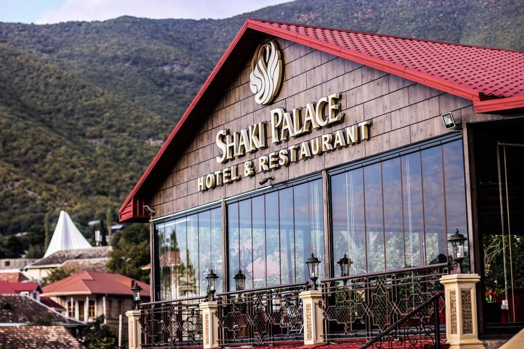 Shaki Palace Hotel