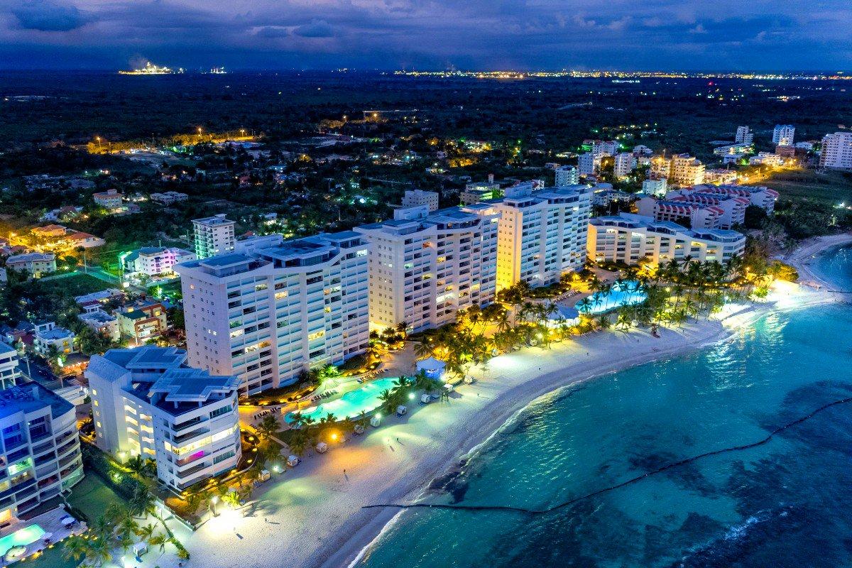 The Dominican Republic