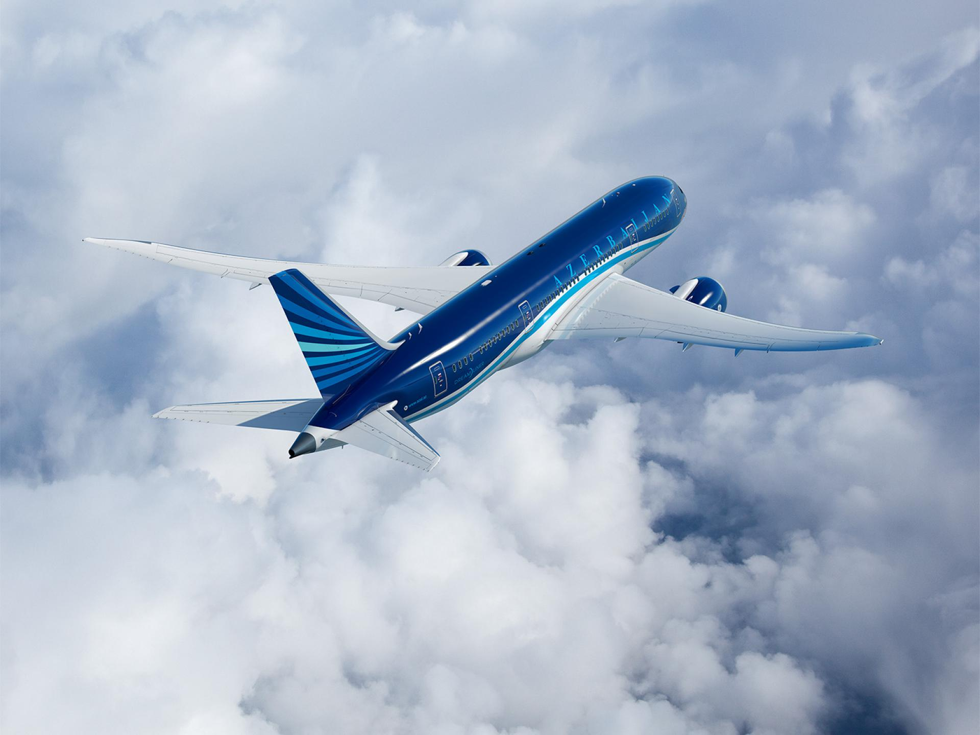 The execution of flights from Azerbaijan to the USA is suspended.