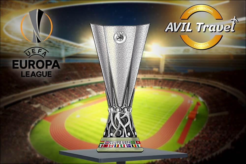 Baku will host the final football match at the Olympic Stadium.