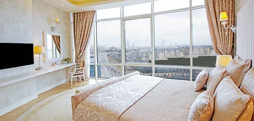 Gafgaz Sahil Baku Hotel