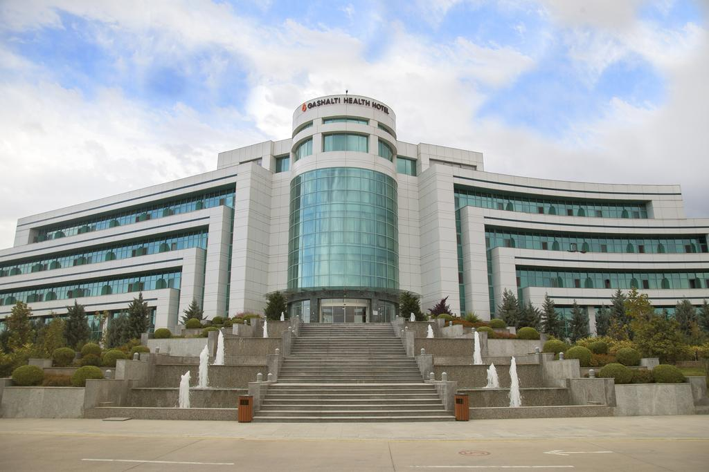 Gashalti Health Hotel