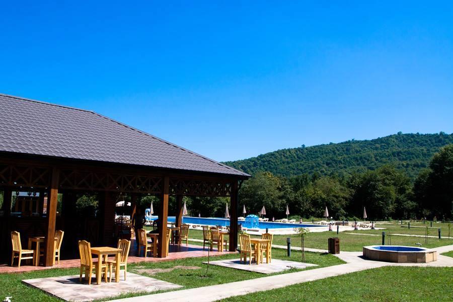 Cennet Bagi Guba Hotel