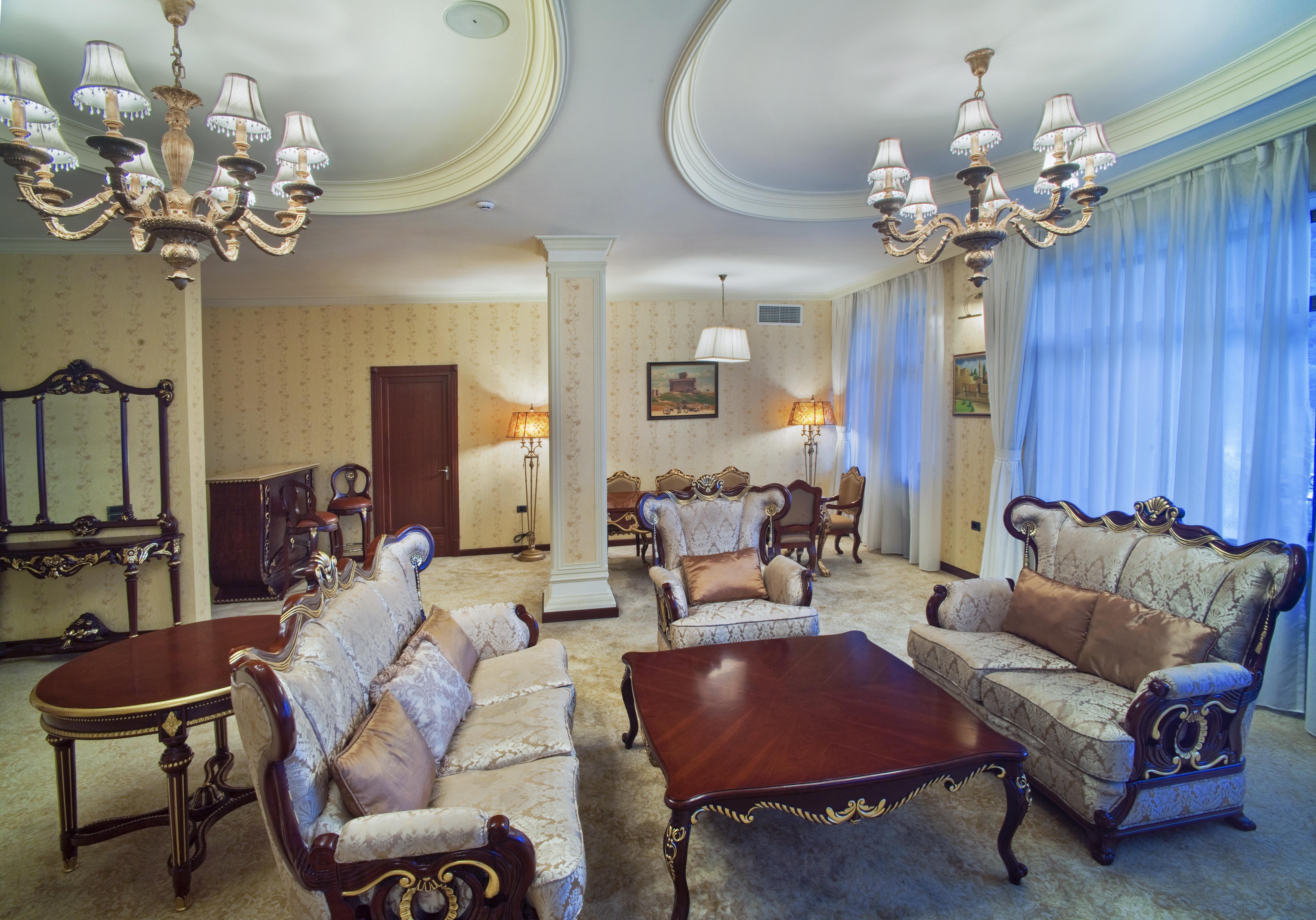 Gafgaz Resort Gabala Hotel