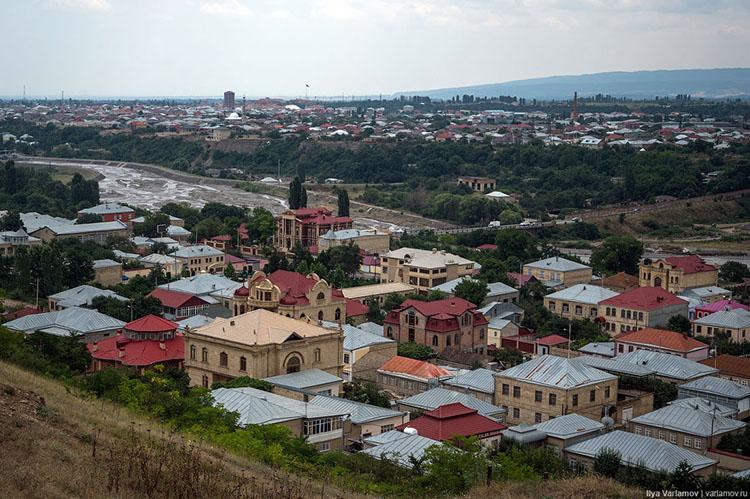 Баку - Гырмызы Гасаба
