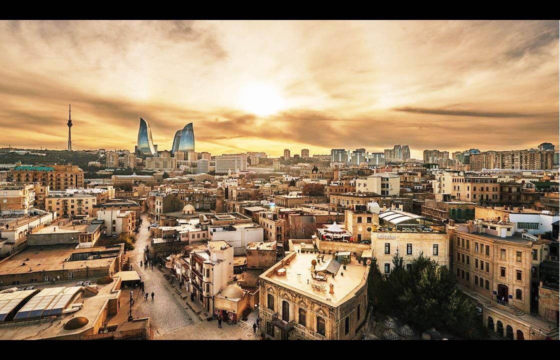 Баку Oзнакомительный Tур