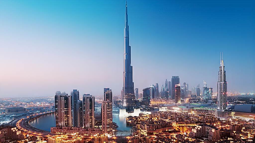 Тур по Дубаю