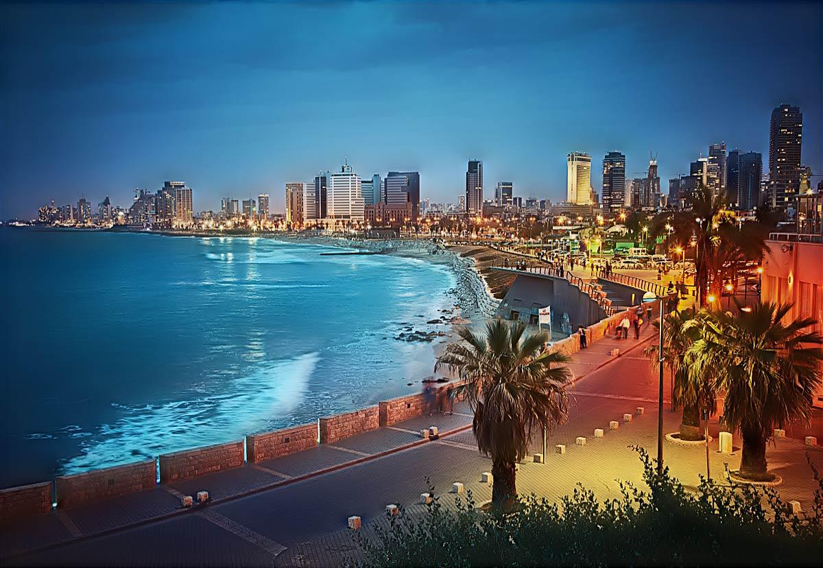 Тур по Израилю