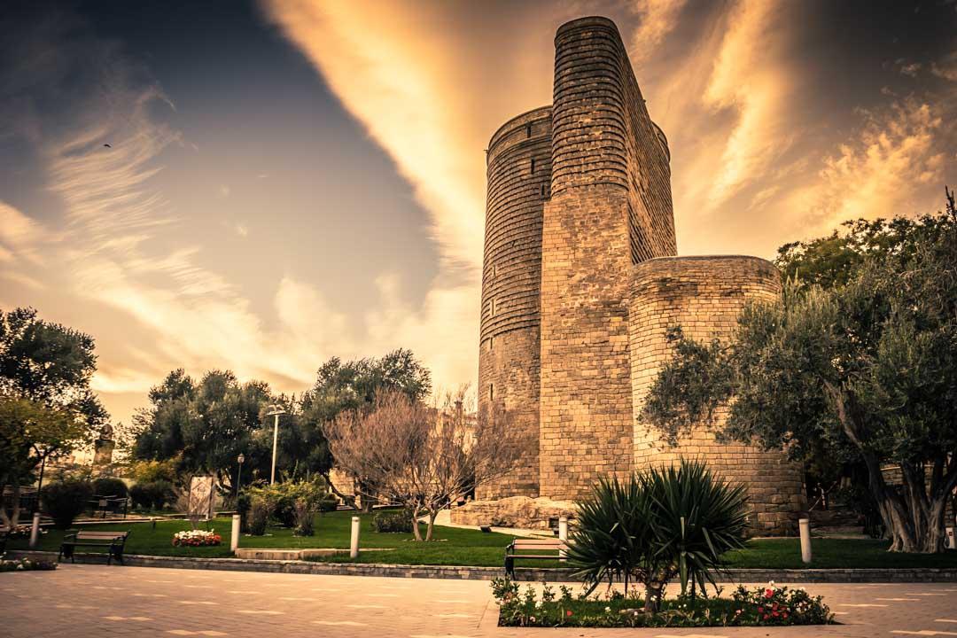 Выходные в Баку