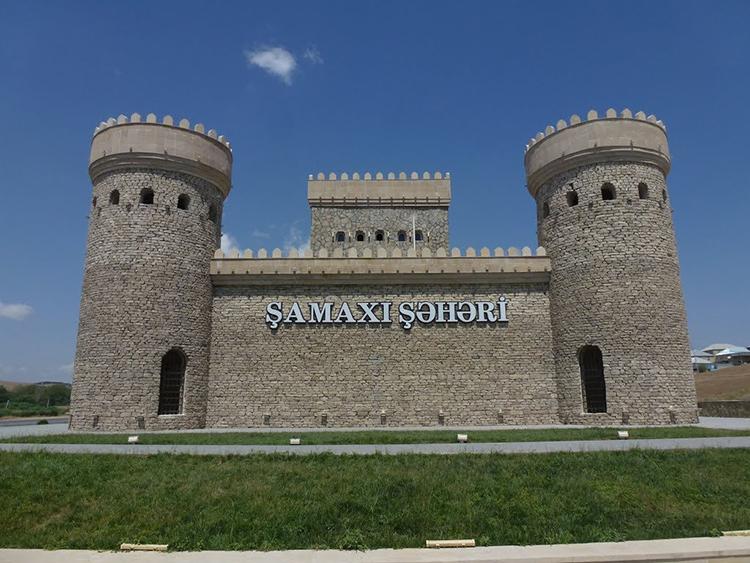 Баку - Шамахи - Лагидж - Баку